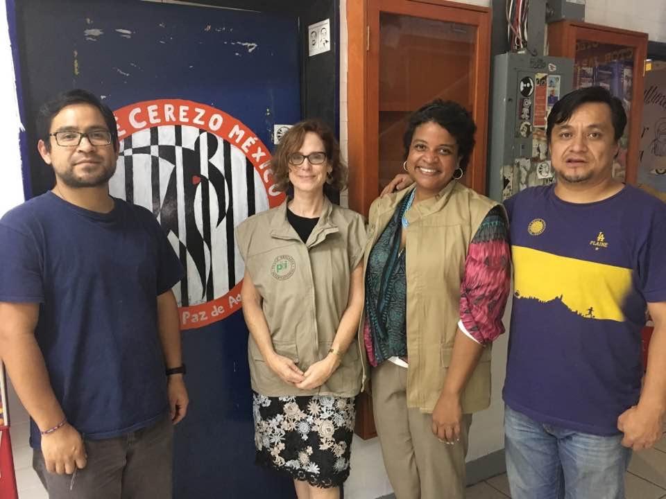 Amelia Pat Mexico Cerezo Committee Sept 2018