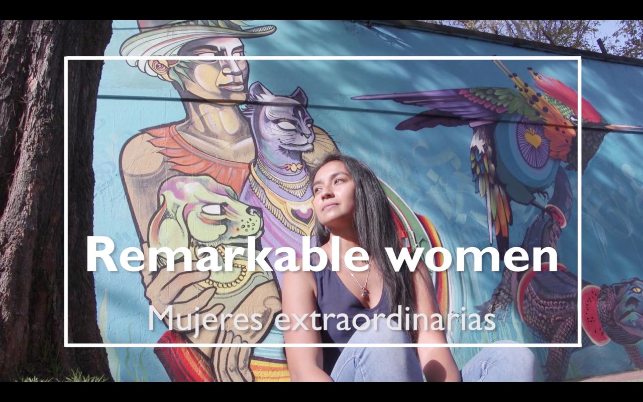 Remarkable Women Cristy Lozano Tàutiva