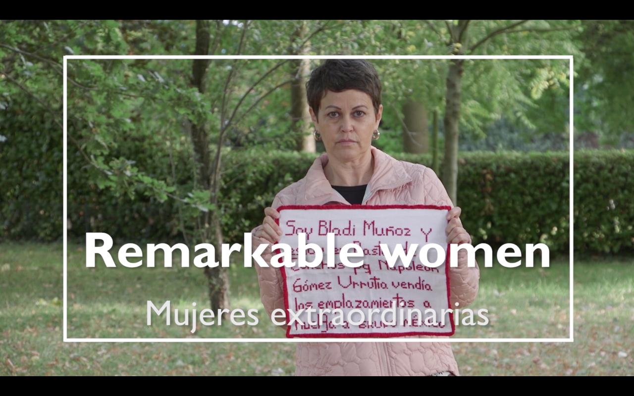 Remarkable Women Cristina Auerbach