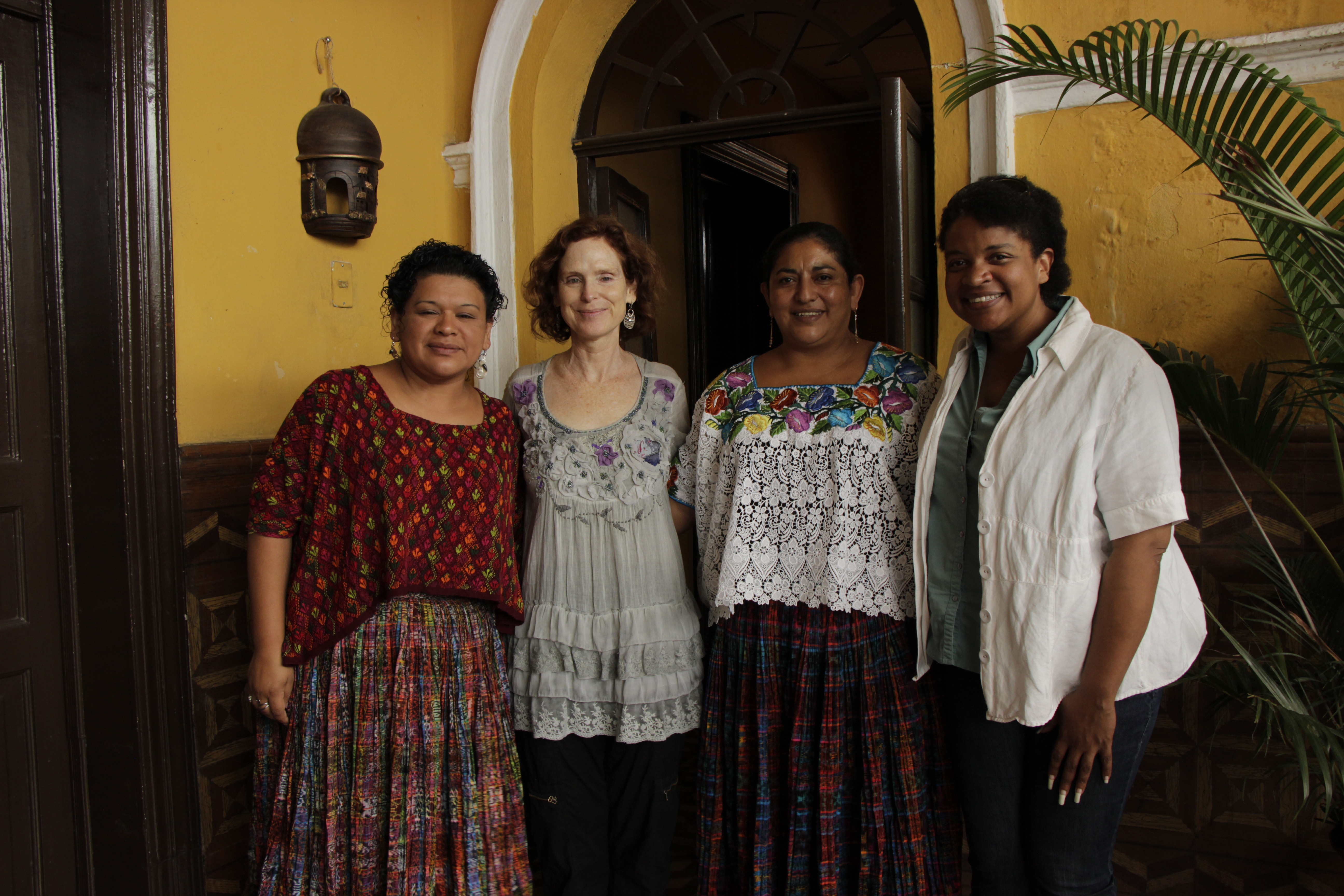 Pat and Amelia with CCDA Guate Oct 2018