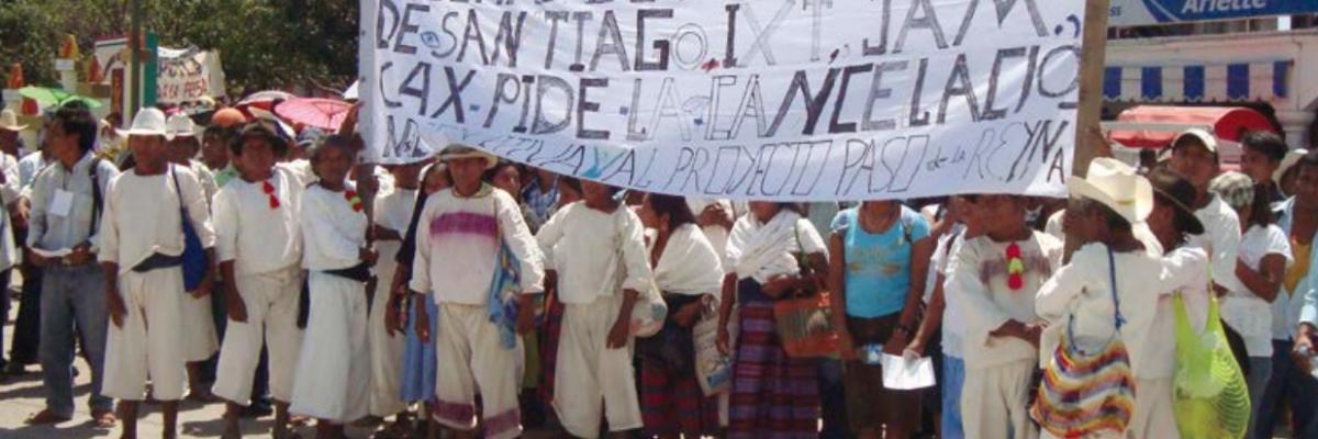 Enviro HRDs in Mexico