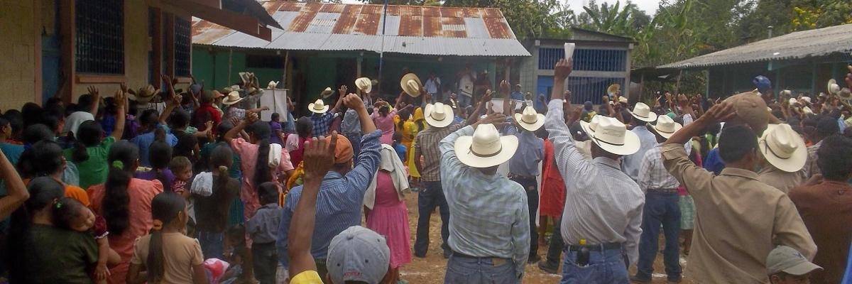 Guatemalan land defenders face a wave of assassinations