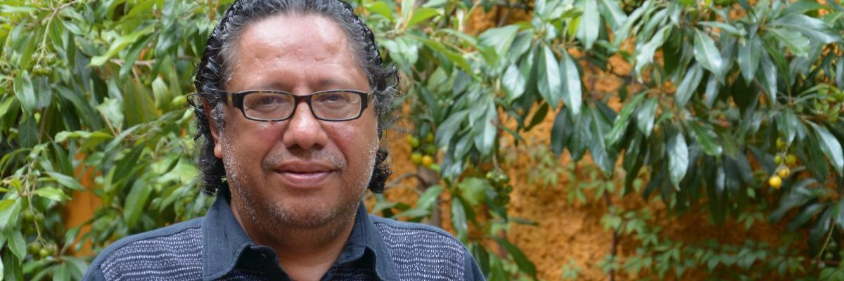 Marcos Leyva, Oaxacan human rights defender