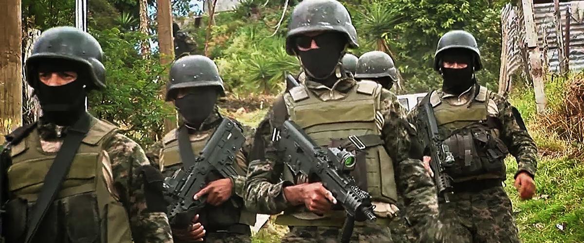 Honduras military police